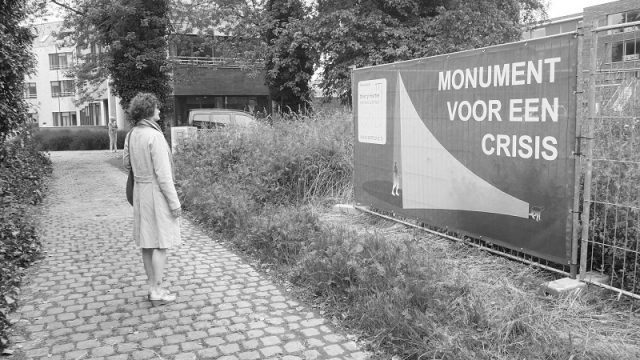 P.I. Monument voor een Crisis 2013